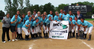 The Lady Statesmen won their third MCC Tournament title on May 6