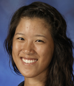 Maggie Yang is the program's first player to be named to the first team since the program was reinstated in 2008