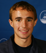 Yanni Gallagher placed tenth (sixth among MCC runners)