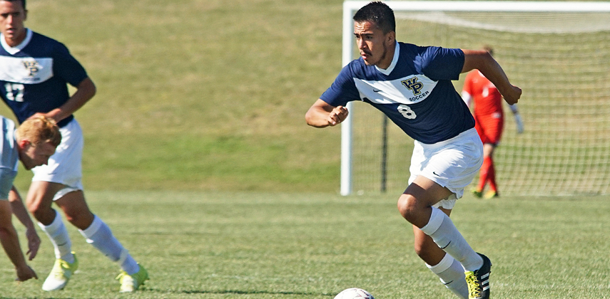 Joni Cruz scored his first goal of the year Saturday