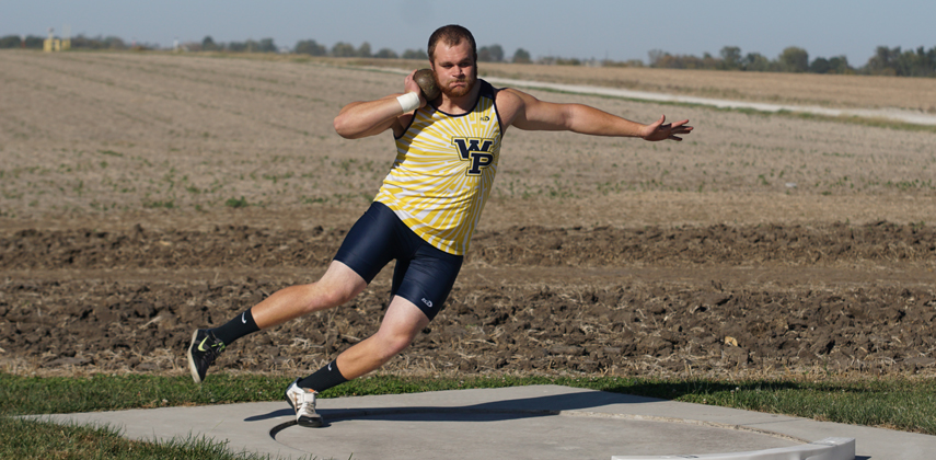 Derek Seddon is an automatic qualifier in the discus, shot put, and hammer