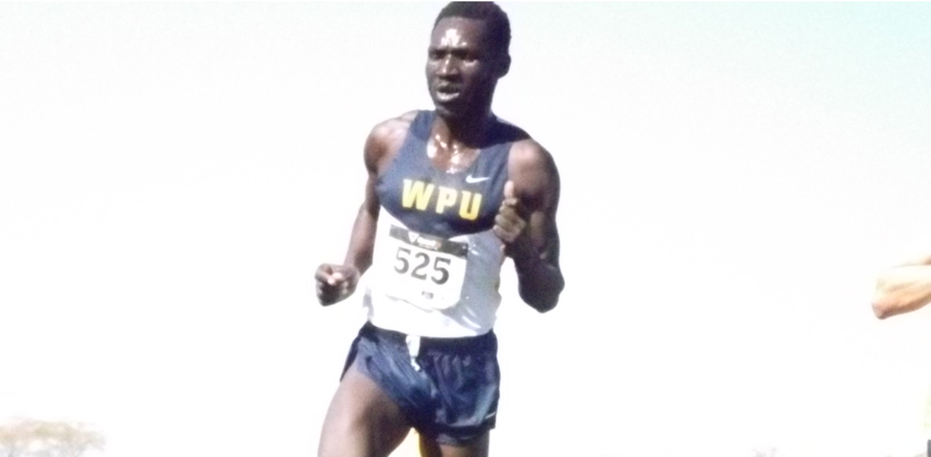 Jamal Boma hit the 'B' standard in the 3,000 and 5,000-meter runs