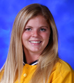 Ashley Johnson was 2-0 and did not allow a run with 18 strikeouts over the weekend