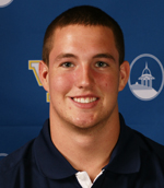 Third-string quarterback Hunter Collins came off the bench to lead the Statesmen to victory