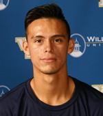 Adrian Macias scored his first goal in the navy and gold in the setback